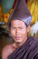 Birmanie Myanmar portrait Pagode Shwedagon